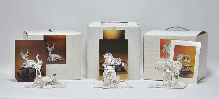 Swarovski Crystal Inspiration Africa Grouping