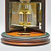 Ansonia Crystal Palace Anniversary Mantel Clock