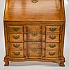 Fine Antique Mahogany Block Front Secretary Desk