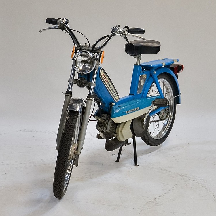 1978 Peugeot 103 Peddle Moped