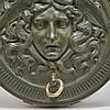 European Medusa Rondanini Bronze Light Fixture