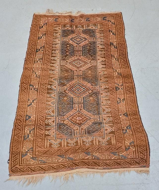 Geometric Afghanistan Afghan Tribal Carpet Rug