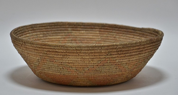 Southwest Apache or Navajo Indian Wedding Basket