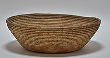 Southwest  Apache or Navajo Indian Wedding Basket