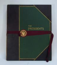 1901 White House Gallery of Presidents Portfolio