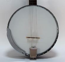 Harmony 5-String Rosewood and Steel Banjo