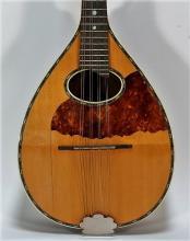 Vintage Decorative A-Style Mandolin