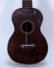 Vintage Mahogany Ukulele w/ Soft Shell Case