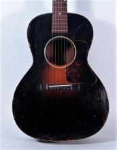 Antique C.1930s Gibson L-00 Acoustic Guitar