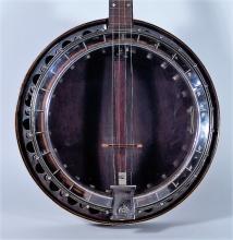 William Lange Paramount Style 1 Tenor Banjo