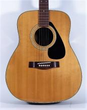 Vintage Yamaha FG-335 Acoustic Guitar