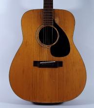 1970s Yamaha FG-140 Nippon Gakki Acoustic Guitar