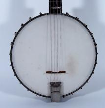 Antique C.1920s Bruno & Son Tenor Banjo