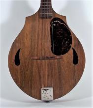 1992 Foss Handmade Flame Maple A-Style Mandolin
