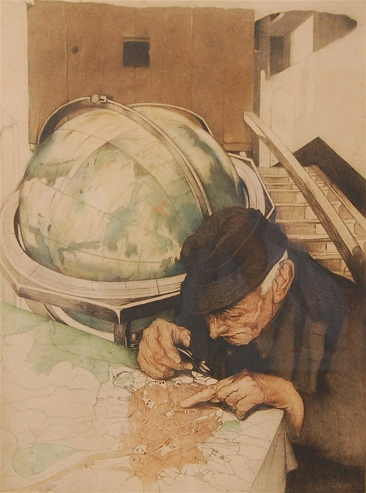 Maurice Langaskens (1884-1946)