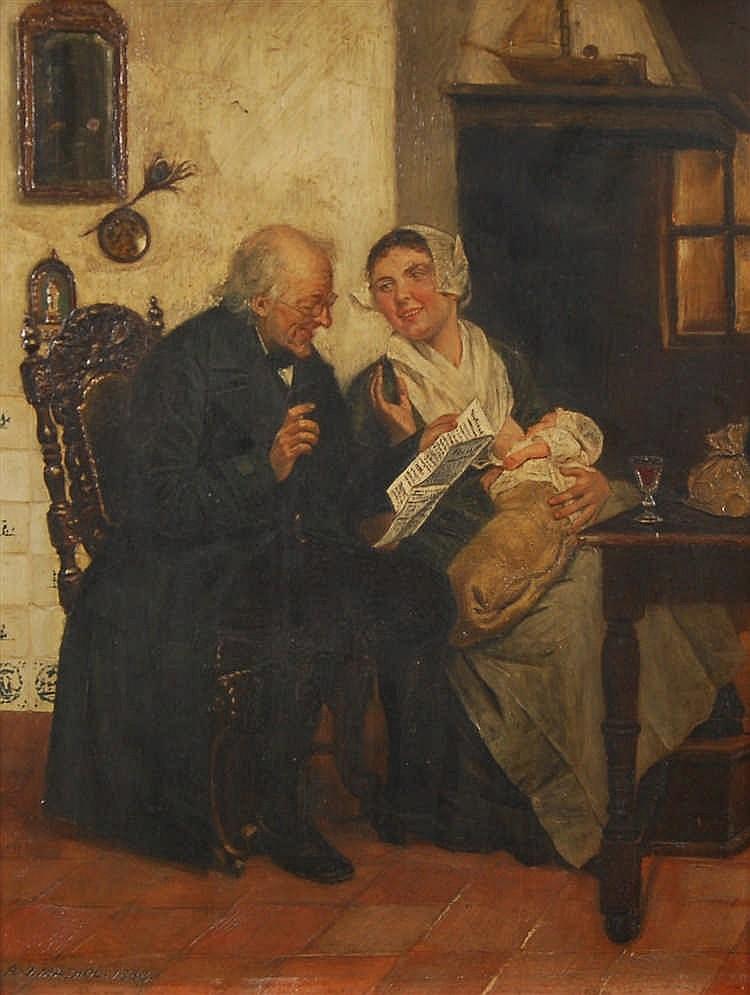 Adrien - Jean Madyol  (1845-1892)