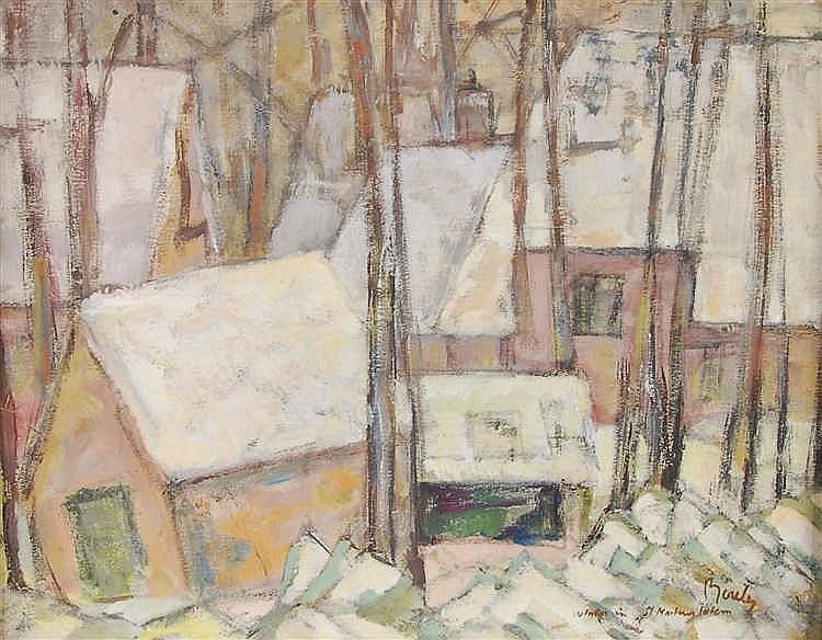 Jules Boulez  (1889-1960)