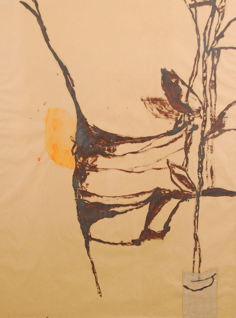 Jean-Charles Blais (né 1956) Sans titre