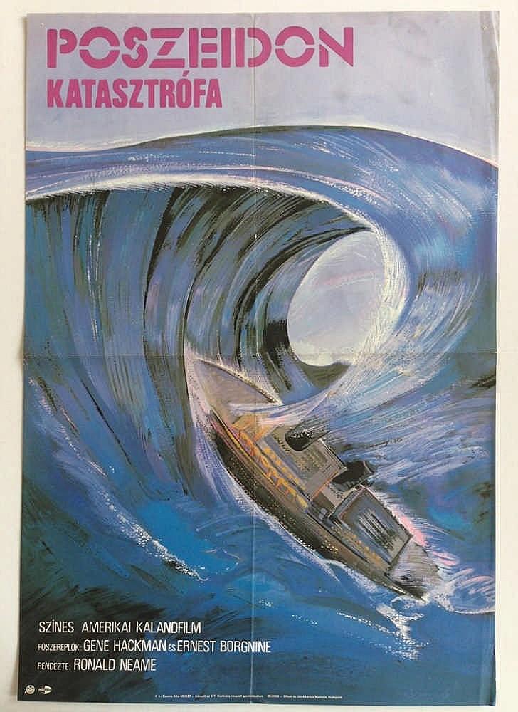 Poseidon Adventure The Movie Poster