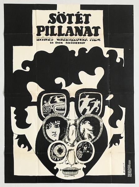 A Dark Moment movie poster 1971