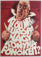 Who Is Killing the Great Chefs of Europe?  movie poster 1980