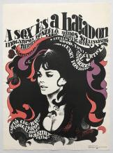 Sex and the Single Girl movie poster 1968