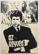 The Lawyer movie poster 1971
