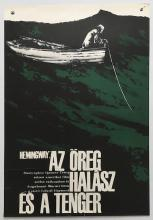 The Old Man and the Sea movie poster 1966