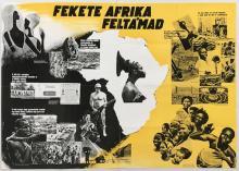 Black Africa resurrects propaganda poster 1965