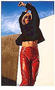 Greg Gorman Iggy Pop