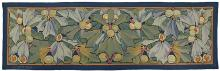 A TAPESTRY, tapestry weave, ca 55,5 x 174,5 cm, signed EH LICIUM KN 1906. Art nouveau.