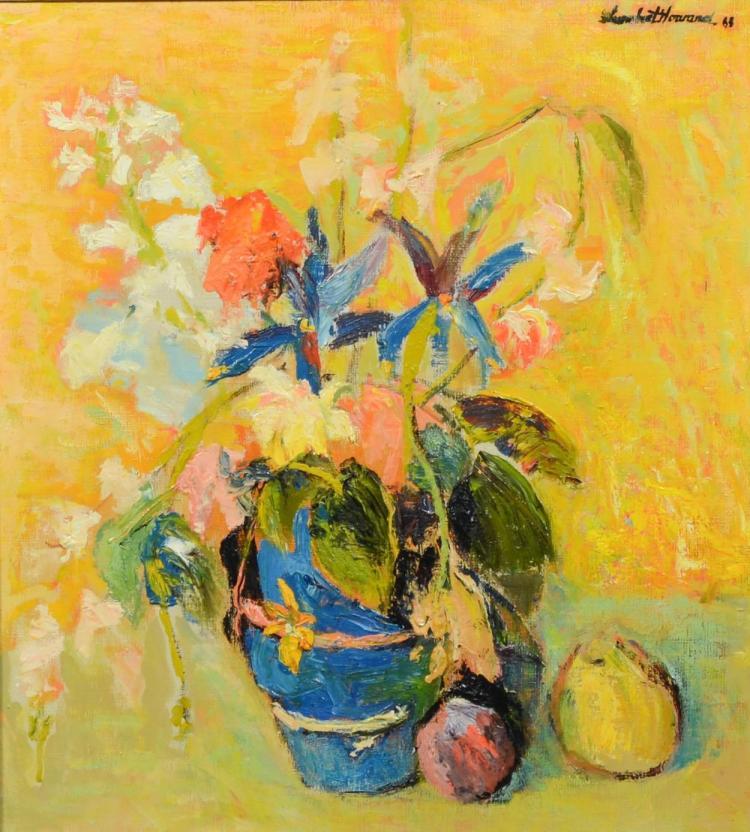 Humbert Howard (1905-1990) Still Life Painting