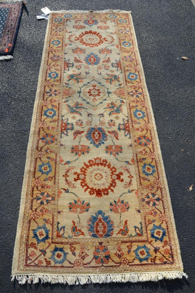 Mahal rug, 2''8