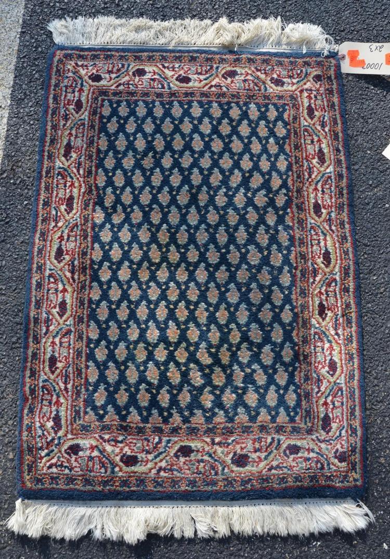 Turkish mat rug, 2'' x 3''