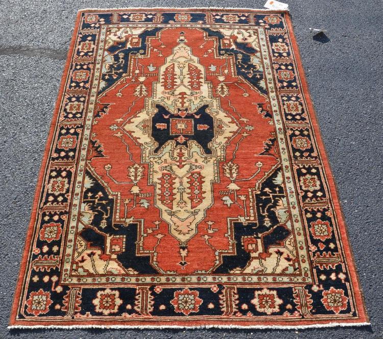 Turkish rug,  4'' x 5''11
