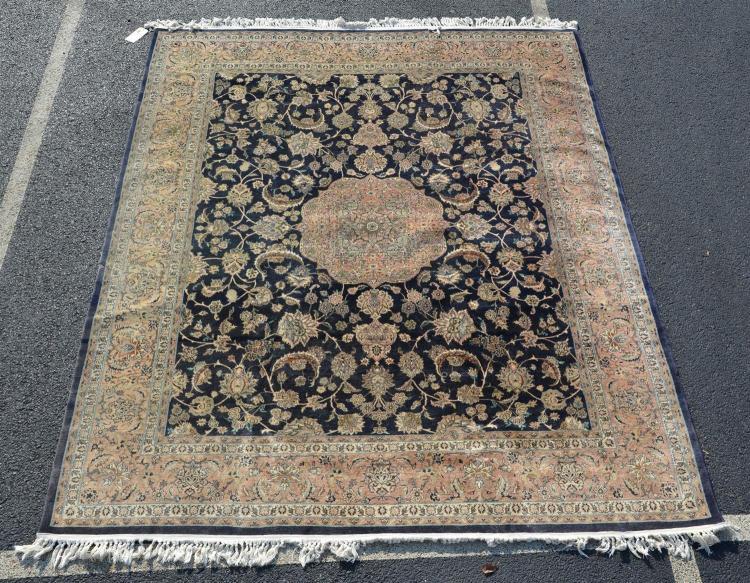 Kirman rug, 8'' x 10''