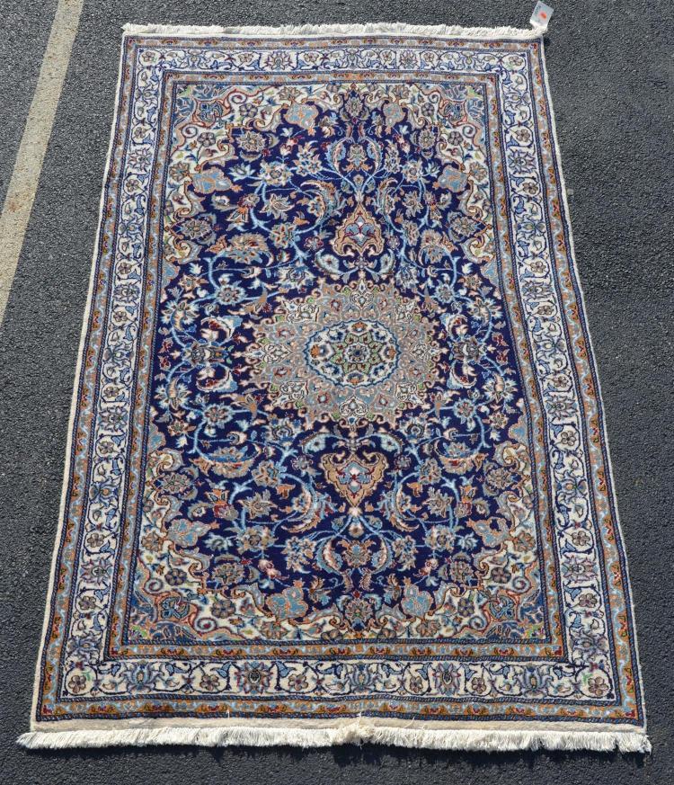 Indo-Tabriz rug, 5'' x 8''6