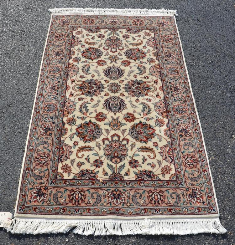 Indo-Keshan rug, 3''1