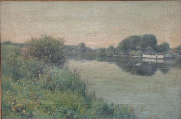 John Willard Raught, American, 1857-1931,