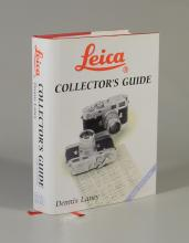 Leica Collectors Manual, Dennis Laney, 2nd Edition, 2004, with slip jacket, near perfect