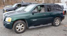 2003 GMC Envoy, 256,135 miles, Vin# 1GKDT13S132409942, Carfax report available, detailed condition report, 4