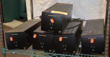 (5) Marantz MA700 Power Block Amplifiers, example SN MZ00015320152