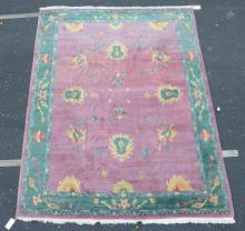 Tibetan, Tufenkian Tibetan carpet, 9'0