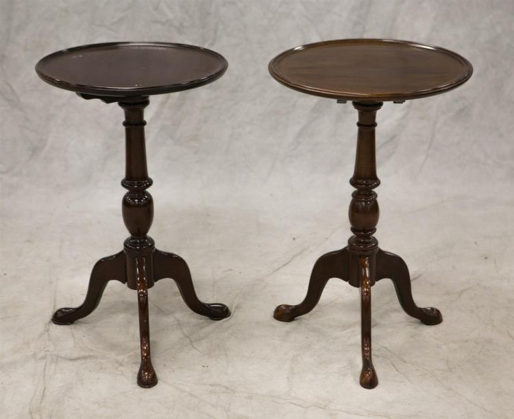 Companion pair of Israel Sopinsky Philadelphia cabinet maker