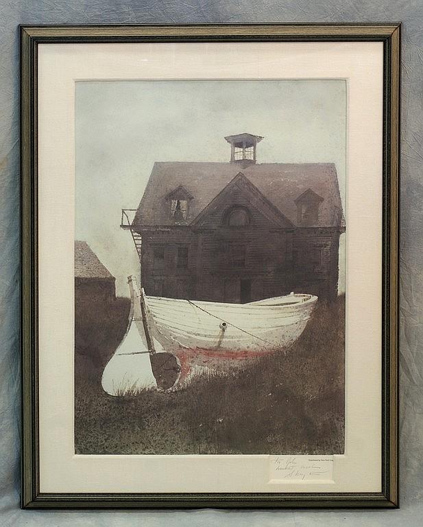 Andrew Wyeth, American, 1917-2009,