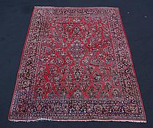 Sarouk Carpet, 8'9