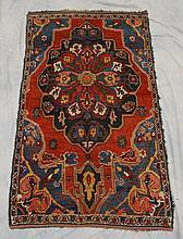 3' x 5' Caucasian carpet, 2