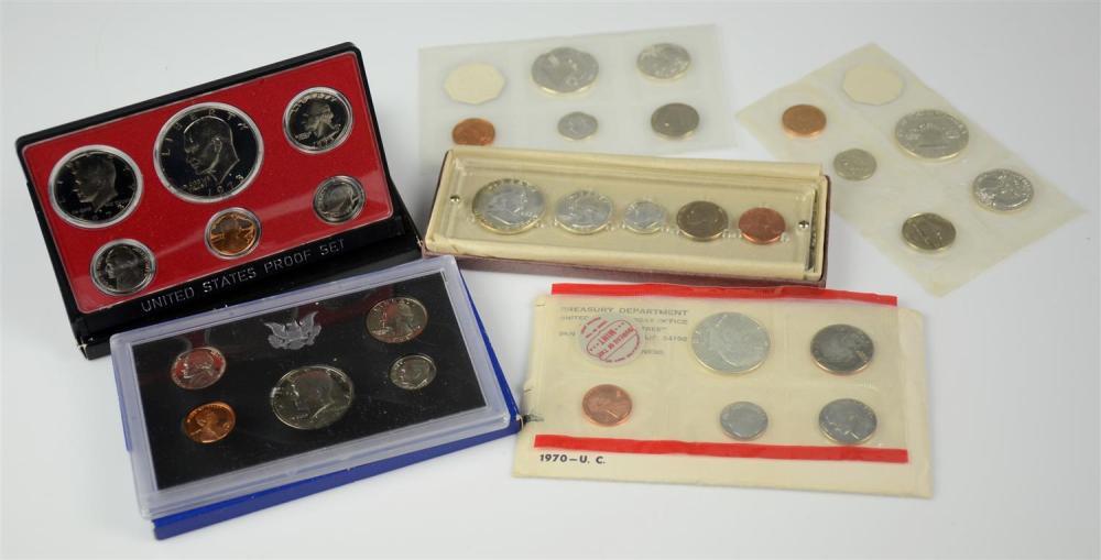 1971 Mint set envelope only NO COINS.