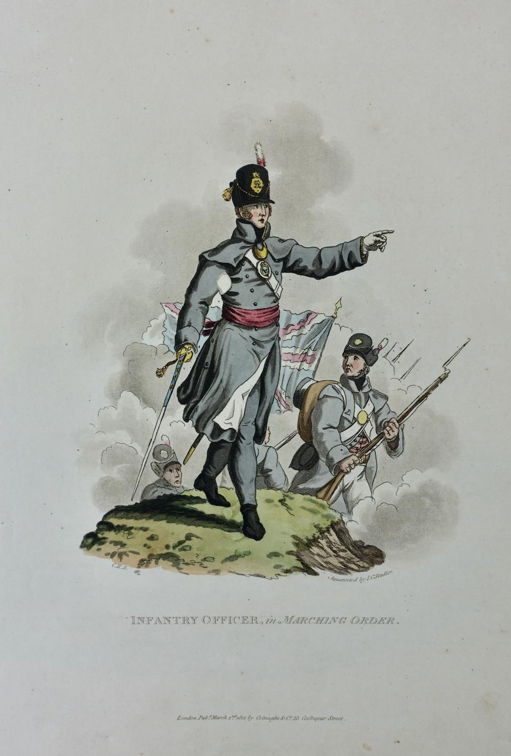 SMITH, C.H. The Costumes of the Army of the British Empire. Lond
