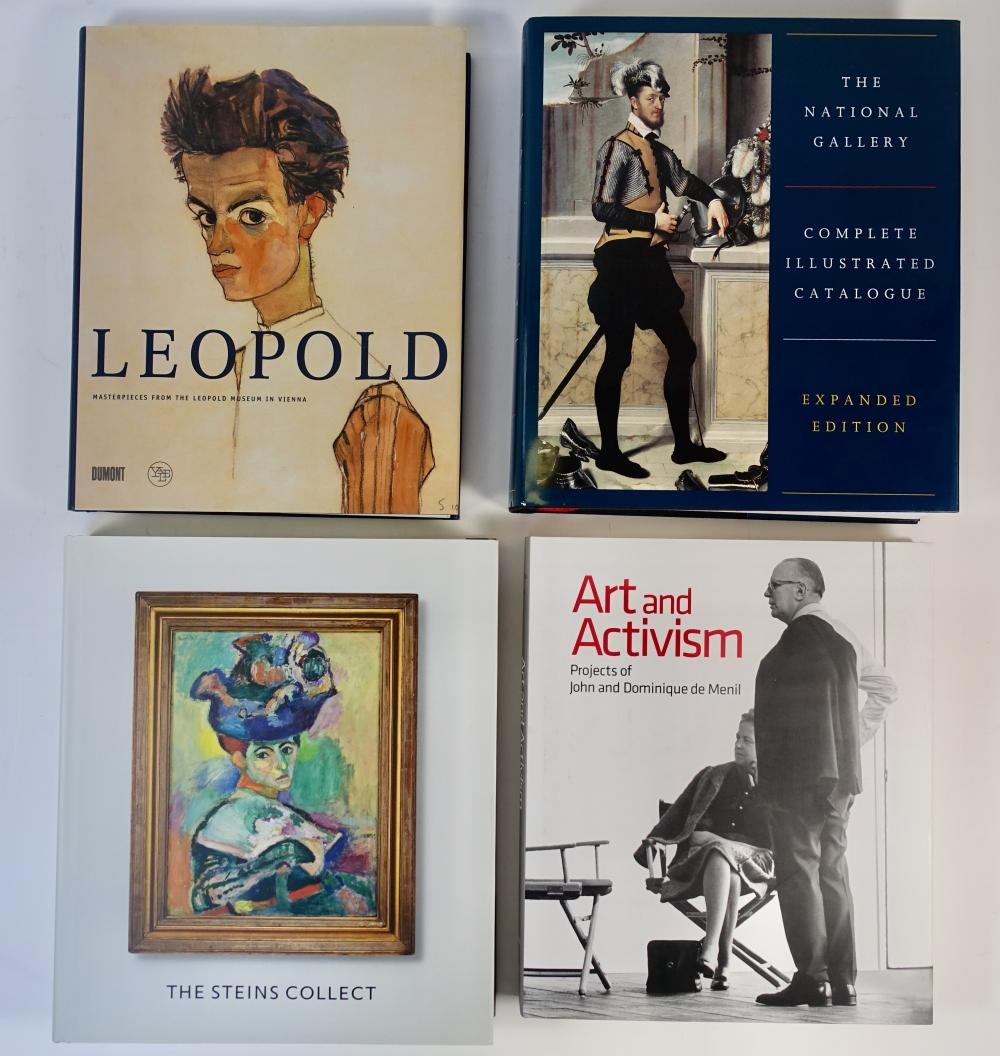 BISHOP, J. (a.o.)). The Steins Collect Matisse, Picasso, and the Parisian Avant